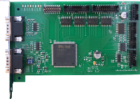 Data capturing plug-in board