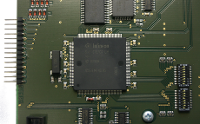 Additional peripherals for Infineon C167 processor